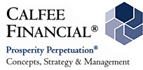 Calfee Financial Advisors | Financial Planning and Advice Cleveland Ohio